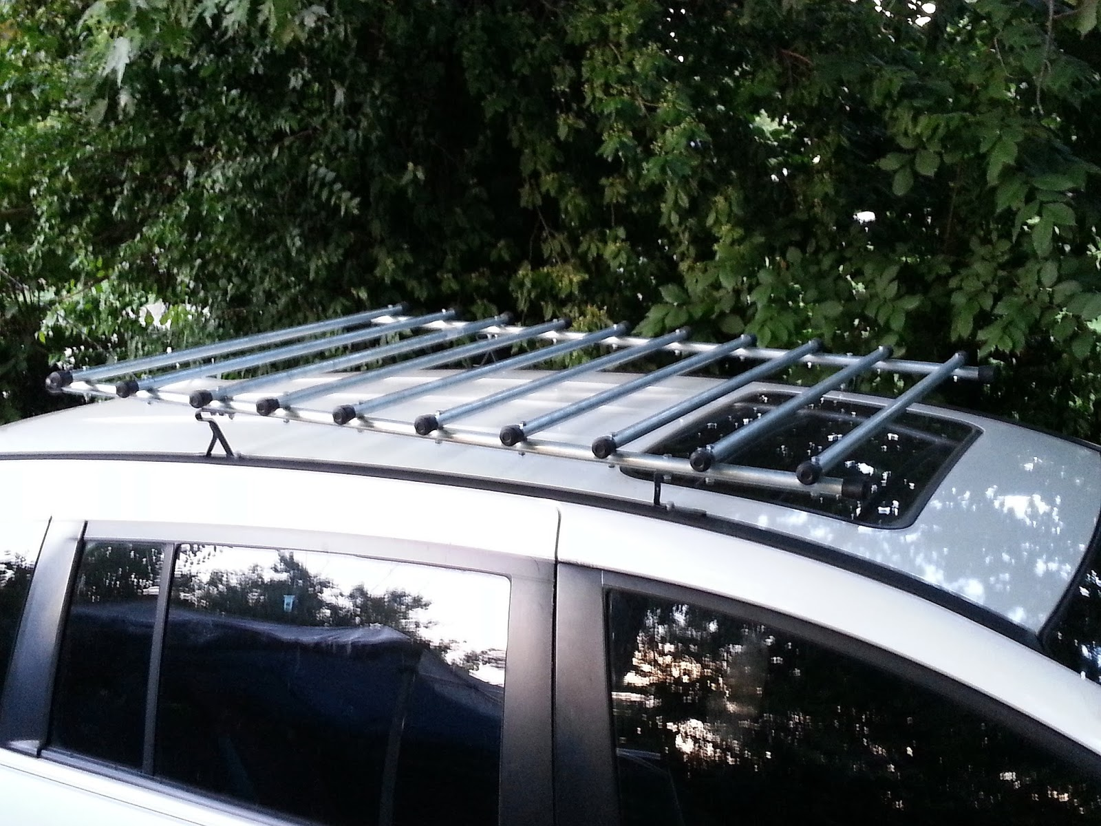 Diy Auto Roof Rack The Words
