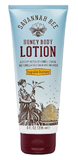 Savannah Bee Tupelo Honey Lotion Reviewer 2017