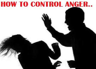 How To Control And Overcome Anger