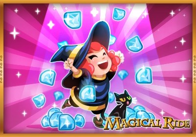 magical ride hack for diamonds and coins for free