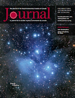 cover of the RASC Journal 2015 December