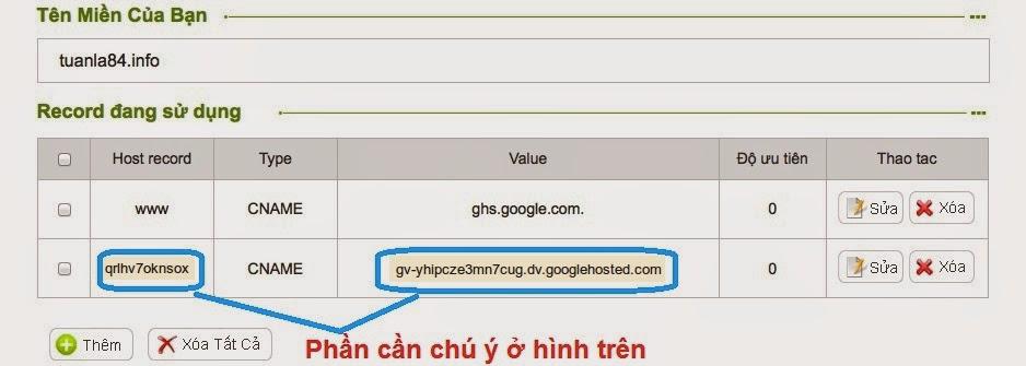huong dan cach tro ten mien ve blogspot