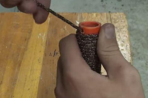 Cách làm súng cao su từ ống nhựa PVC 7
