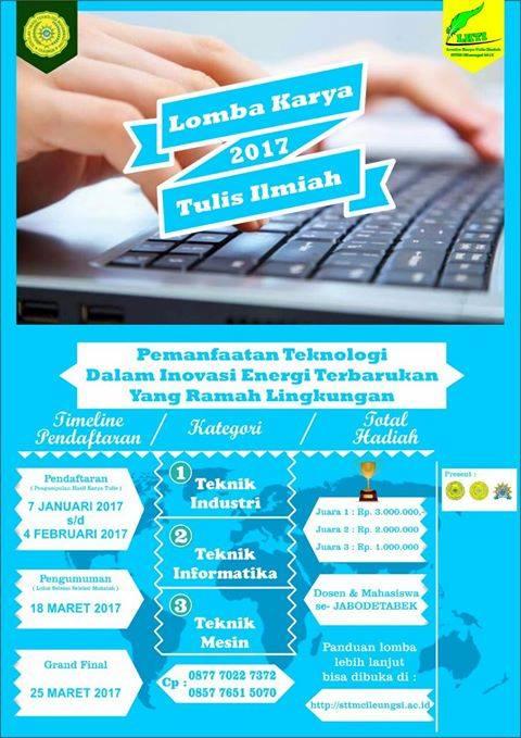 essay teknologi terbarukan