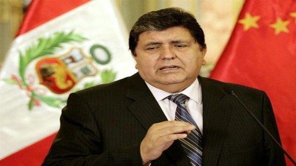 Expresidente de Perú, Alan García, pide asilo político en Embajada de Uruguay