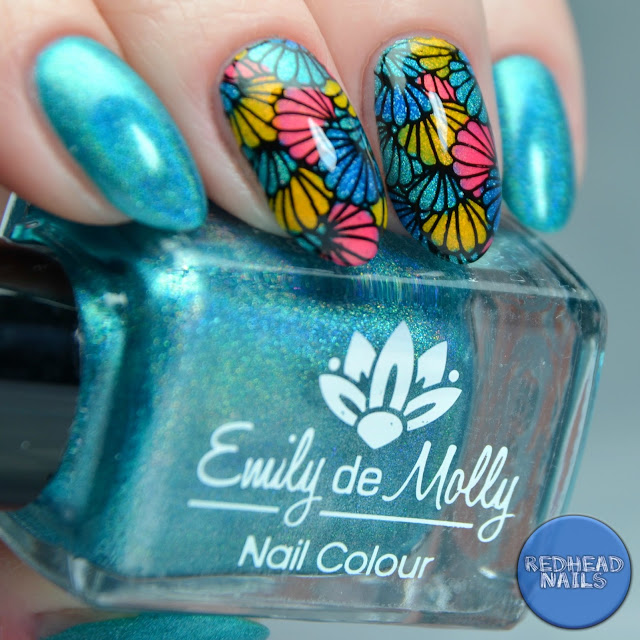 swatch Emily de Molly Transpire