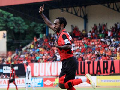 Gol Kayame Bawa Spririt Kemenangan Persipura
