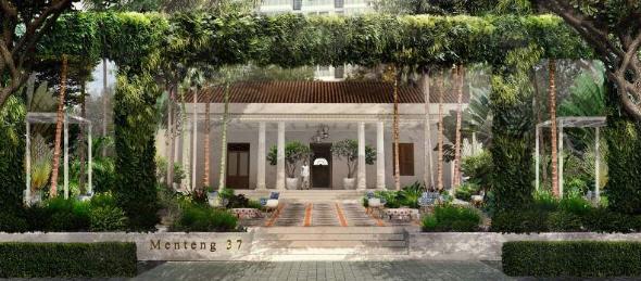 Apartemen Heritage Menteng