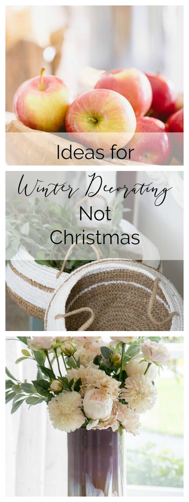 Winter Decorating Ideas - Home Inspiration