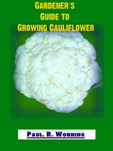 Gardener's Guide to Growing Cauliflower