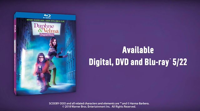 Daphne & Velma Bluray Giveaway, movie, film, giveaway, for kids, for him, for her
