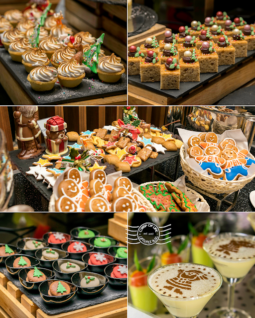 Christmas Buffet Dinner 2017 @ SPOON, G Hotel Kelawai, Penang