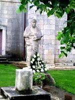 20-ta obljetnica spomenika Pape Ivana Pavla II Selca slike otok Brač Online