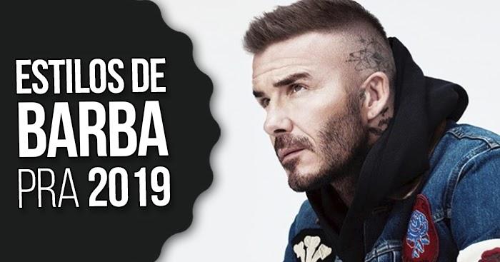 Tem Na Web - Estilos de BARBA 2019: Tendências de Barbas