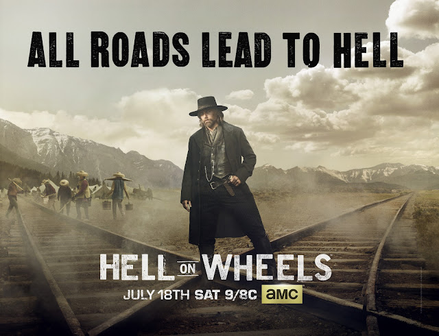 Controle remoto: Hell on Wheels