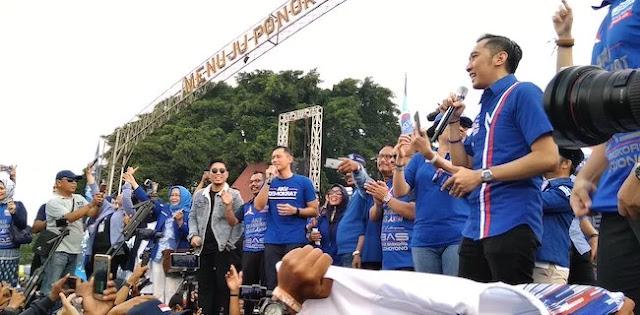 Di Ponorogo, AHY Janji Lanjutkan Program Pro Rakyat SBY