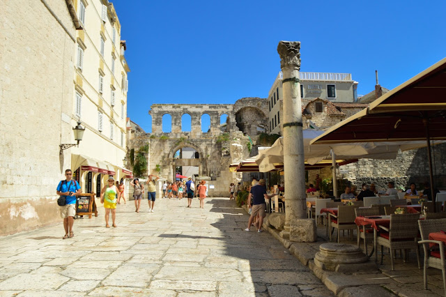 Split Old Town 4