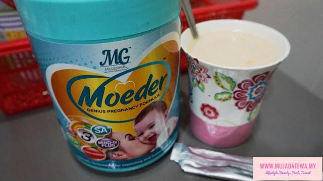 review susu moeder, harga susu moeder, testimoni susu moeder
