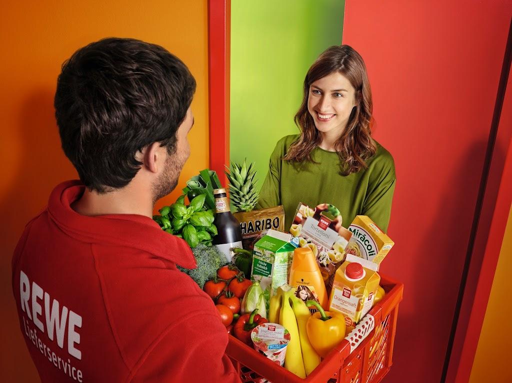 為Amazon暖身!?德國第二大超市REWE跨足電商,首攻生鮮食品