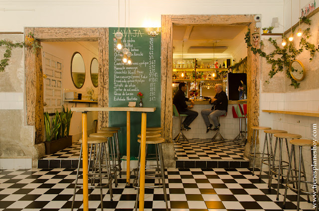 Restaurante Navaja Madrid peruano gallego