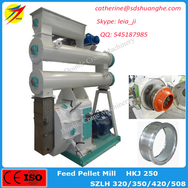 animal feed pellet machine: How to Make Quality Pig Feed