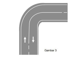 penjelasan lengkap mengenai marka jalan