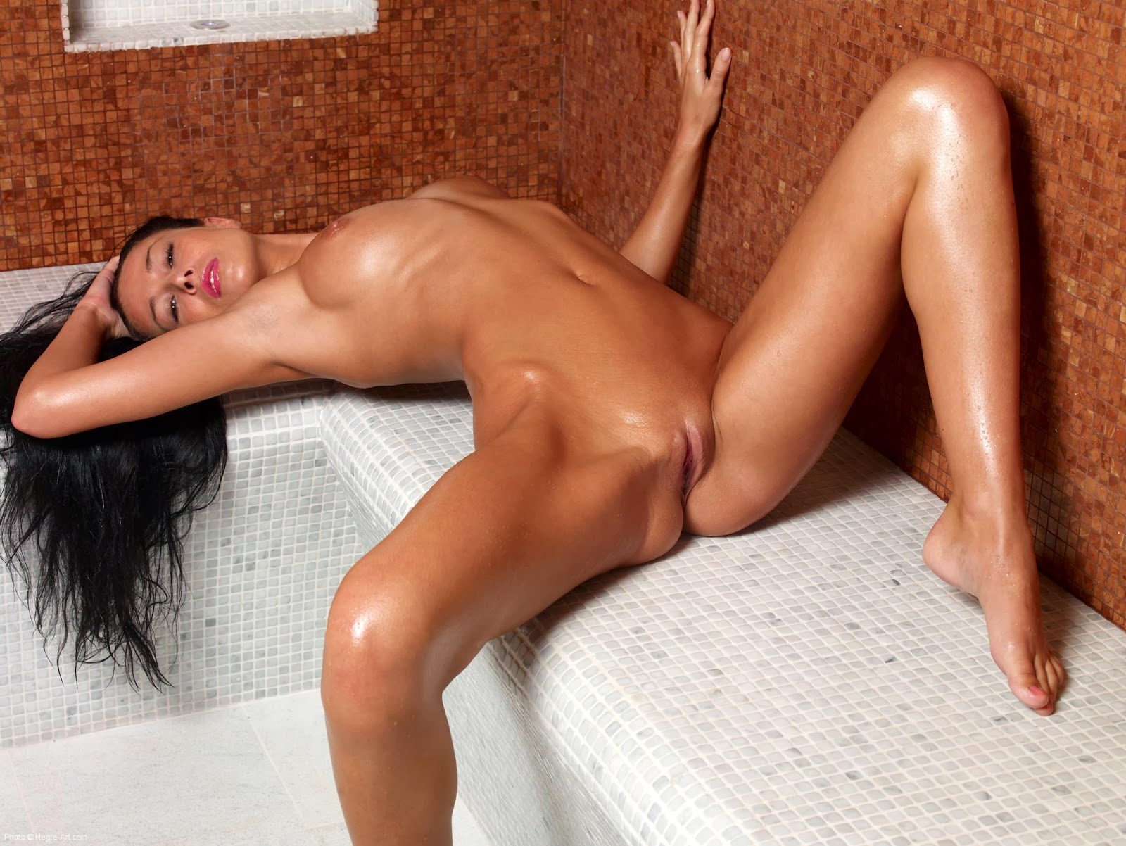 Turkish baths naked girl