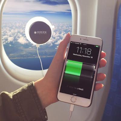 Solar Smartphone Recharger