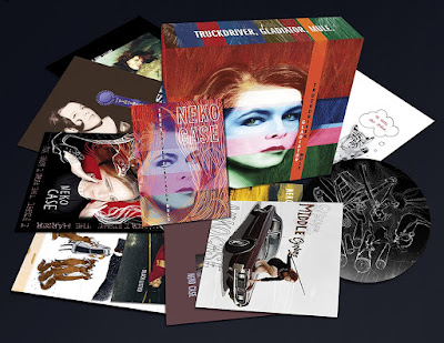 Neko Case Truckdriver, Gladiator, Mule vinyl box set