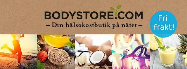 Köp dina favoriter hos Bodystore - få 100:- i rabatt!