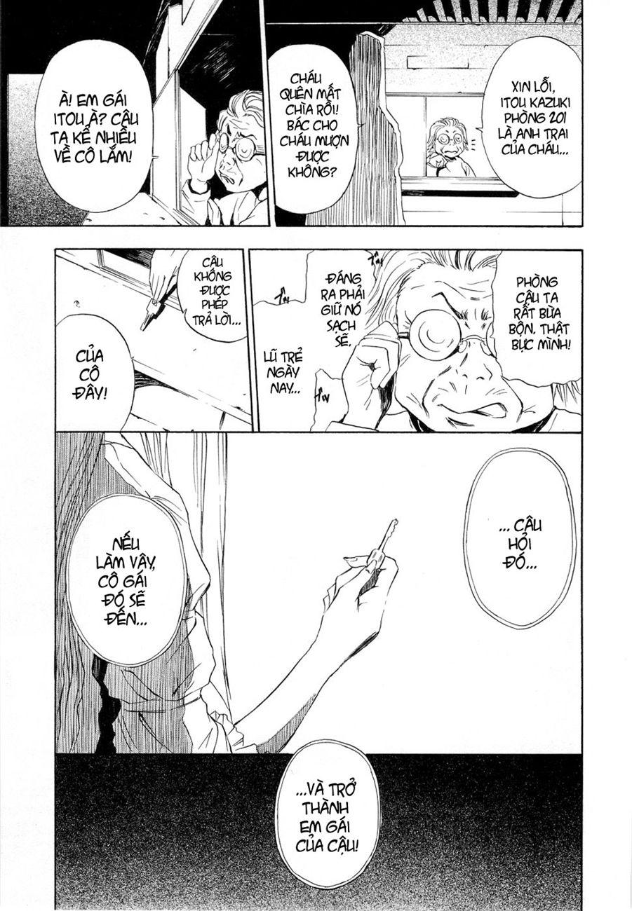 Ibitsu chap 1 trang 25