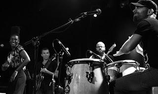Patax presenta nuevo disco en el Teatro Nuevo Apolo de Madrid - España / stereojazz