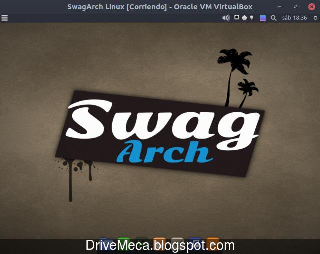 Configuramos SwagArch Linux
