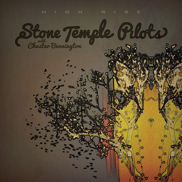 Stone Temple Pilots - High Rise (with Chester Bennington) - EP Cover