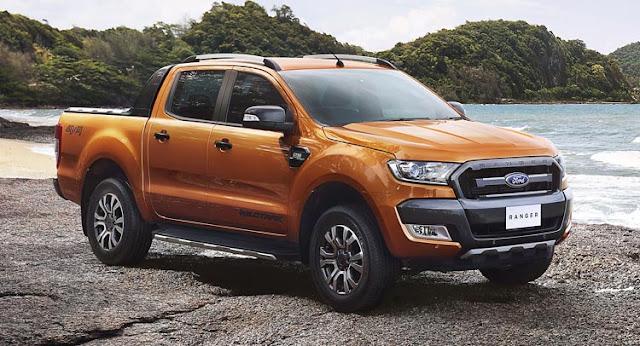 Ford Ranger và những chức năng vượt trội nhất mà nó mang lại