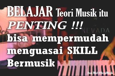 Belajar Notasi Musik, Belajar Not Balok, Belajar Tablatur / Tabulasi / Diagram