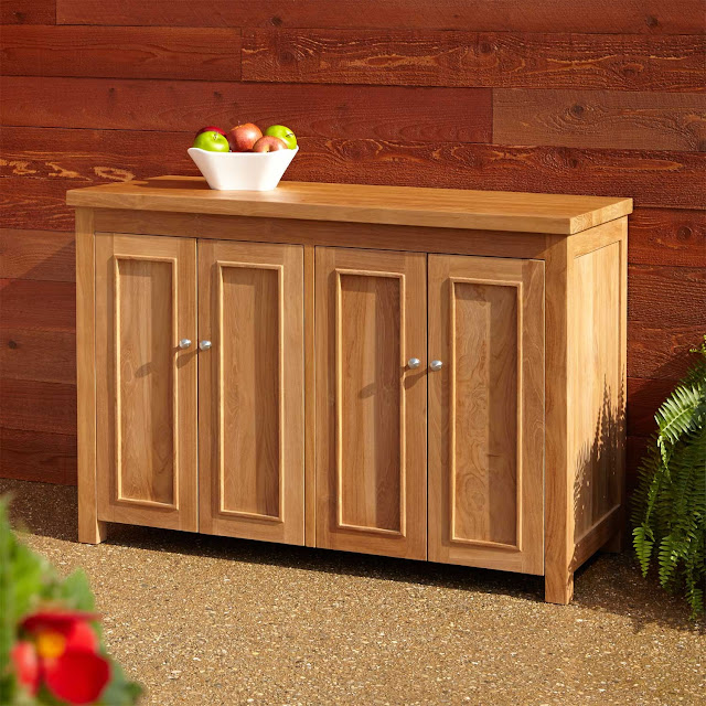 Outdoor Cabinet Style