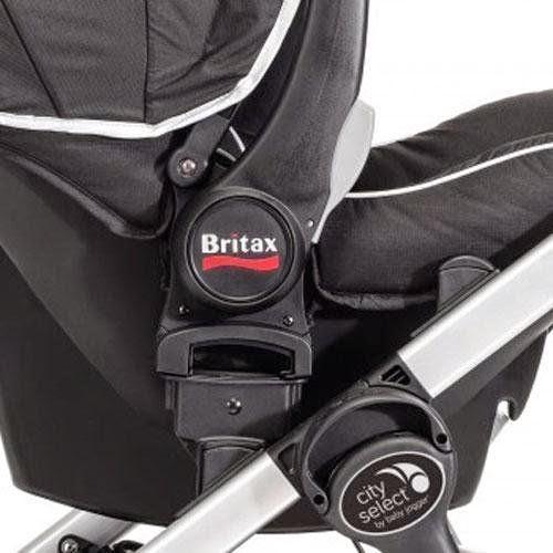 Britax Car Seat Capsule Adaptors Baby Jogger Mum Tutorials