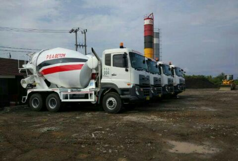 Batching Plant by Berkah Baja Beton