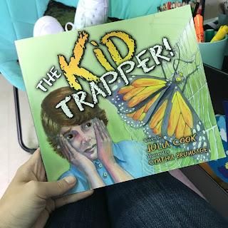 kid trapper personal safety book