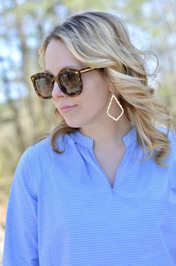 Kendra Scott Sophee Earrings @rachmccarthy7