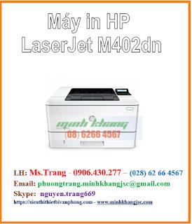 máy in laser HP Laserjet pro m402dn giá rẻ