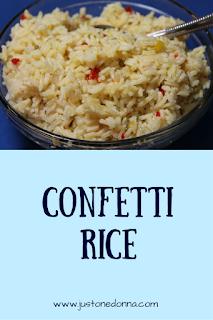 Confetti Rice Side Dish