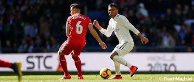 Cronica : Real Madrid 1 - 2 Girona : Paso atras