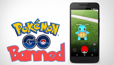 Mengatasi Akun Pokémon Go Di Banned