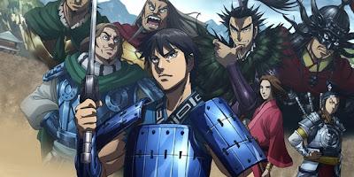 تقرير انمي Kingdom 3 (الموسم الثالث)
