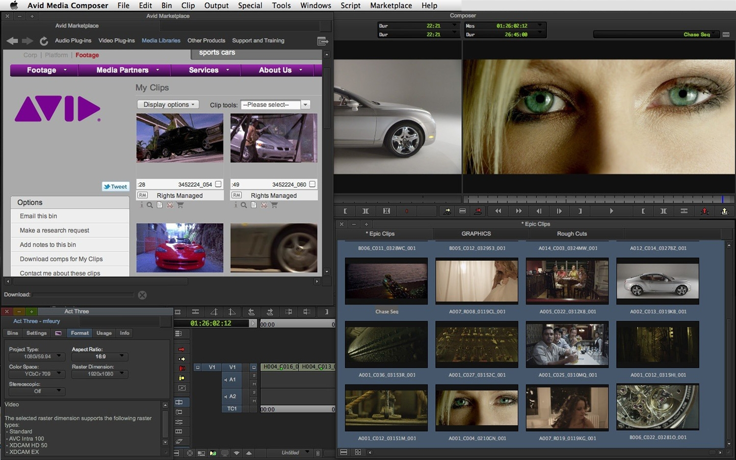Avid Media Composer 8 4 5 With Crack/Patch Free Download