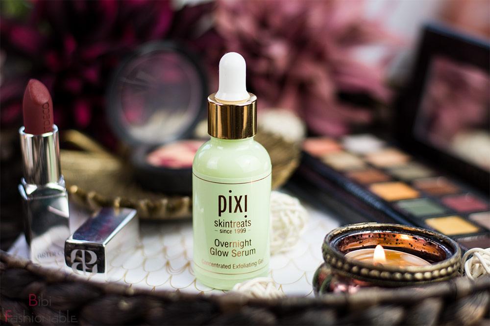 Herbstliebe Pixi Skintreats Overnight Glow Serum