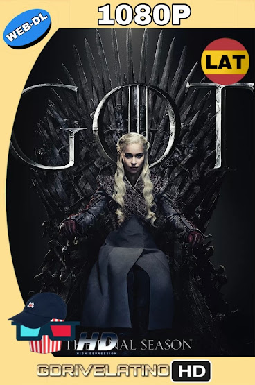 Game of Thrones (2019) Temporada 8 (06/06) WEB-DL AMZN 1080p Latino-Ingles MKV