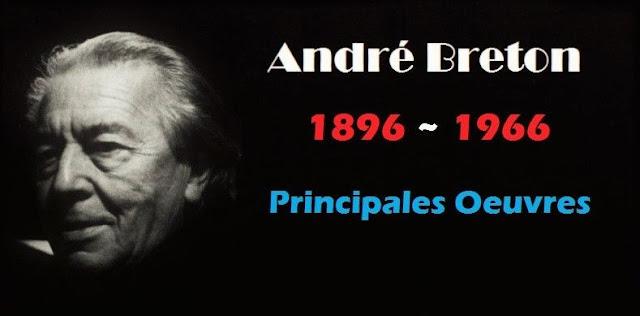 André Breton : Poète et écrivain français